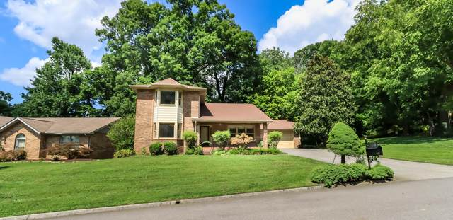 6712 Saddle Creek Pass, Knoxville, TN 37921 (#1161164) :: Shannon Foster Boline Group