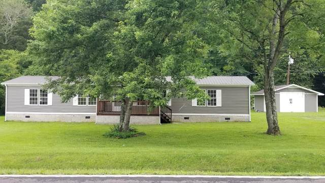 2154 Old Stage Rd, Spring City, TN 37381 (#1161181) :: Billy Houston Group