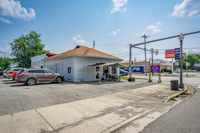 124 Commercial Ave, Monterey, TN 38574 (#1161193) :: Billy Houston Group