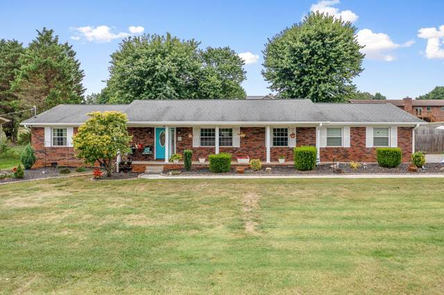 216 Foothills Drive, Seymour, TN 37865 (#1161233) :: The Terrell-Drager Team