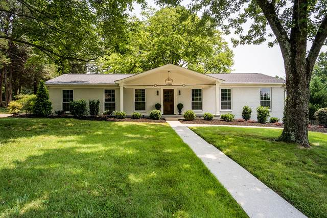 8407 Corteland Drive, Knoxville, TN 37909 (#1161320) :: The Cook Team