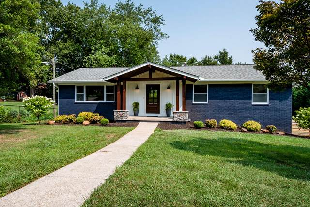 7745 SW Devonshire Drive, Knoxville, TN 37919 (#1161385) :: Realty Executives Associates
