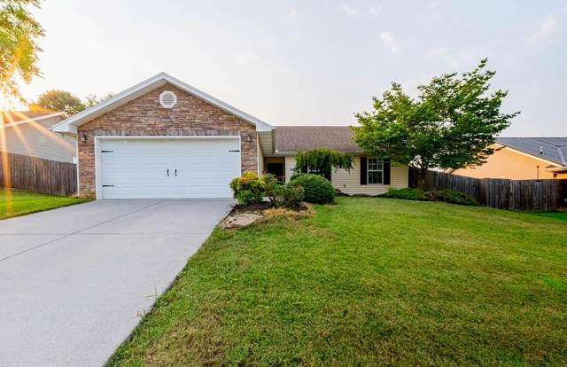 1043 Stones Throw Lane, Sevierville, TN 37876 (#1161422) :: JET Real Estate
