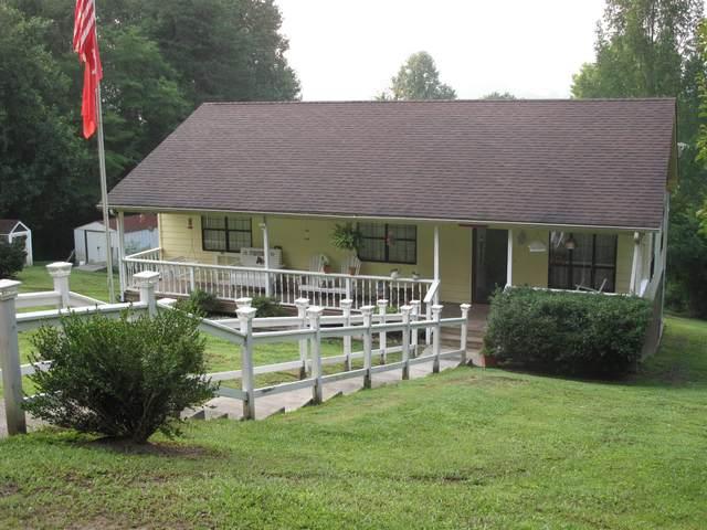 250 Hilltop Rd, LaFollette, TN 37766 (#1161429) :: Billy Houston Group
