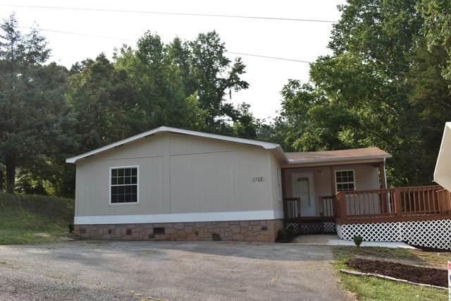 1322 Springfield Drive, Seymour, TN 37865 (#1161444) :: The Terrell-Drager Team