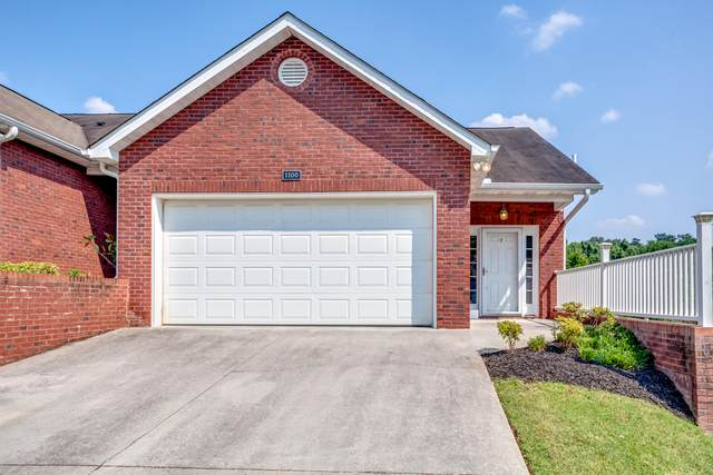 1100 Harbin Ridge Lane, Knoxville, TN 37909 (#1161506) :: Realty Executives Associates