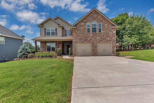 12805 Saddle Way, Knoxville, TN 37922 (#1161509) :: The Cook Team