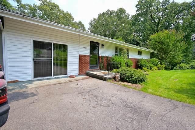 424 Crescent Drive, Rockwood, TN 37854 (#1161567) :: Billy Houston Group