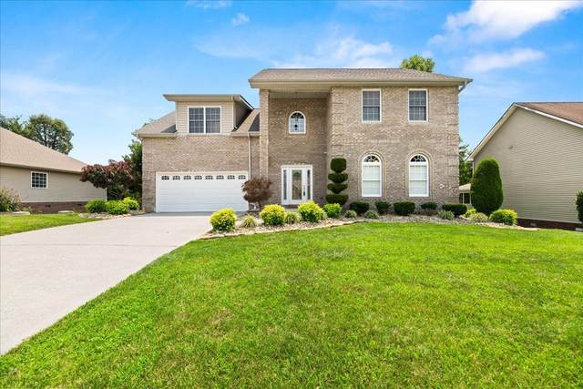 8018 Stone Hollow Drive, Knoxville, TN 37924 (#1161610) :: Shannon Foster Boline Group