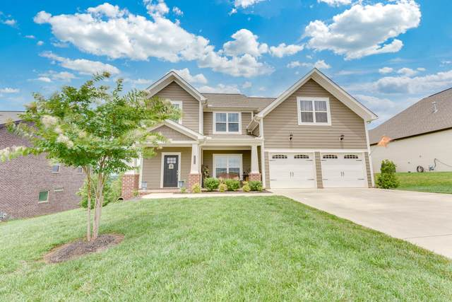 10915 Hunters Knoll Lane, Knoxville, TN 37932 (#1161617) :: Catrina Foster Group