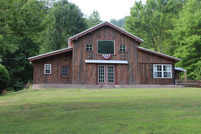 695 Poor Valley Rd, Rutledge, TN 37861 (#1161663) :: Billy Houston Group