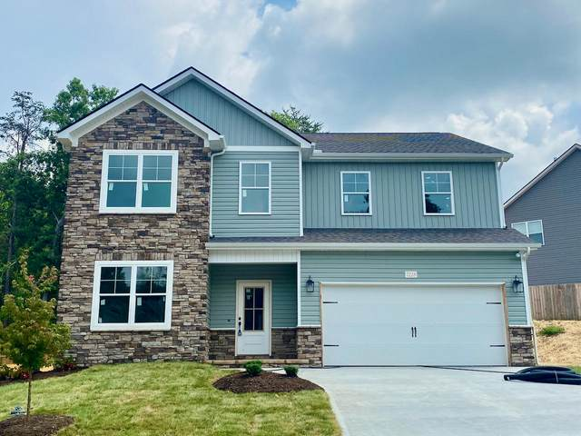 7228 Willow Park Lane, Knoxville, TN 37931 (#1161684) :: Shannon Foster Boline Group