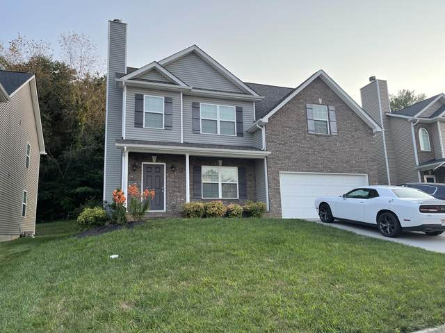 7367 Calla Crossing Lane, Knoxville, TN 37918 (#1161689) :: Tennessee Elite Realty