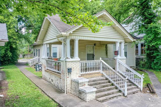 2825 E 5TH Ave, Knoxville, TN 37914 (#1161695) :: Billy Houston Group