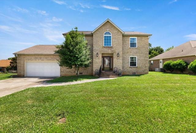 227 Manchester Drive, Maryville, TN 37803 (#1161714) :: Shannon Foster Boline Group