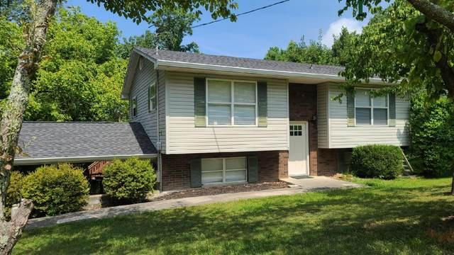 805 W Ridgecrest Drive, Kingston, TN 37763 (#1161760) :: Realty Executives Associates