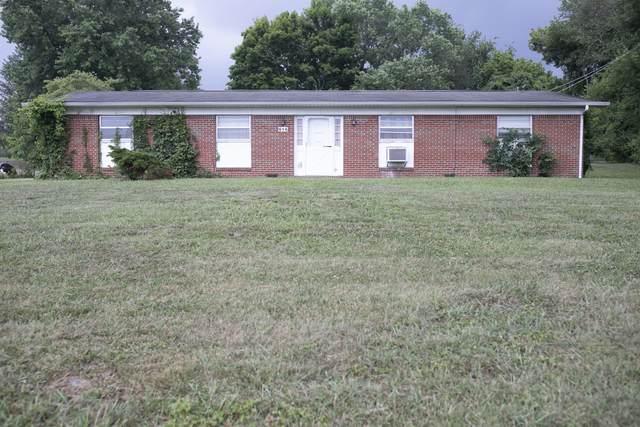 614 Parkview Circle, New Tazewell, TN 37825 (#1161816) :: Realty Executives Associates