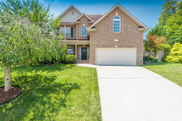 705 Mercedes Lane, Knoxville, TN 37934 (#1161834) :: Shannon Foster Boline Group