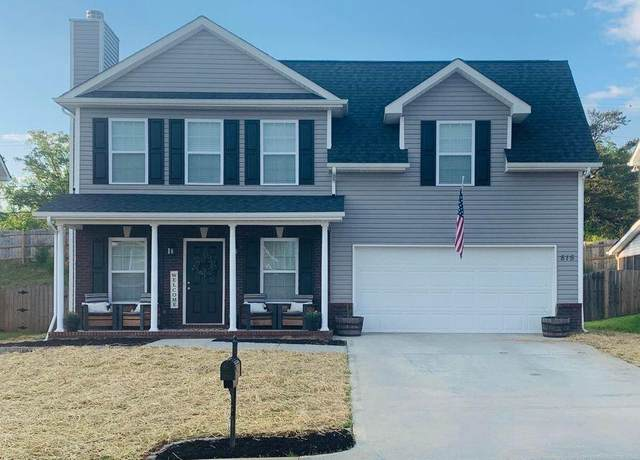 815 Donahue Lane, Knoxville, TN 37920 (#1161849) :: Billy Houston Group