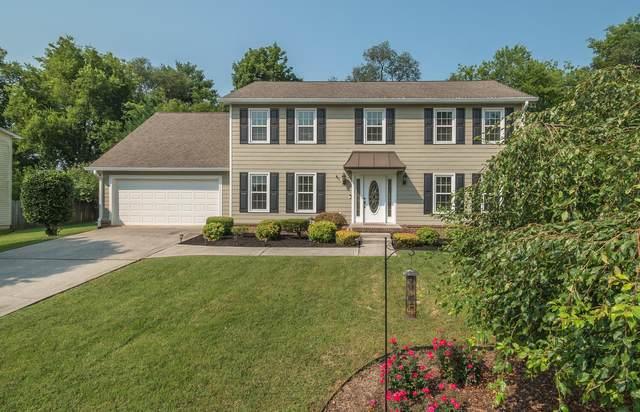 103 Chancellors Lane #14, Knoxville, TN 37934 (#1161882) :: Realty Executives Associates