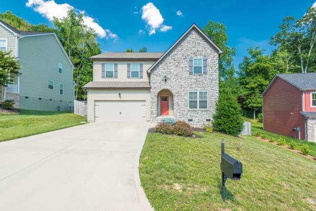 3918 Boyd Walters Lane Lane, Knoxville, TN 37931 (#1161958) :: Catrina Foster Group