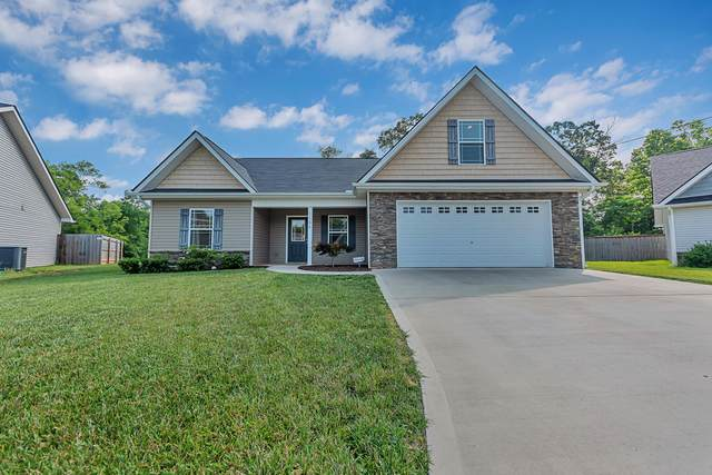 1106 Blackstone View Lane, Knoxville, TN 37932 (#1162010) :: Catrina Foster Group