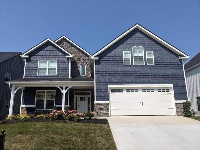 2932 Cardiff Castle Lane, Knoxville, TN 37931 (#1162043) :: Catrina Foster Group