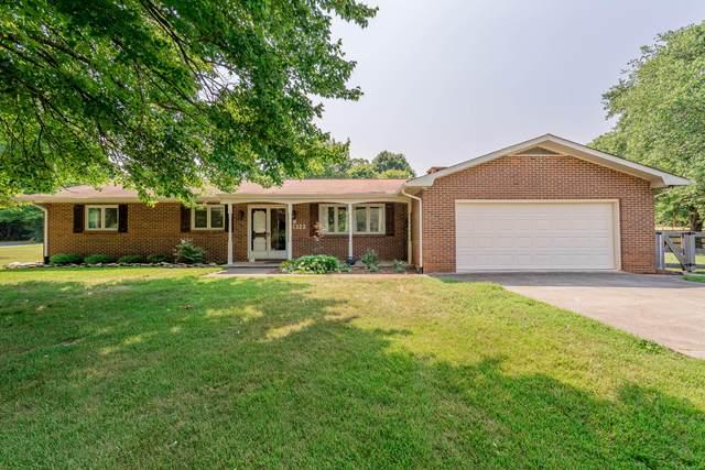 1323 Mimosa Drive, Louisville, TN 37777 (#1162063) :: JET Real Estate