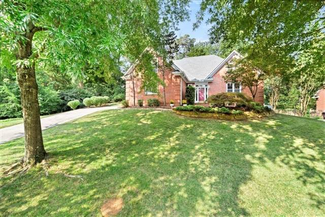 11746 Crystal Brook Lane, Knoxville, TN 37934 (#1162078) :: The Cook Team