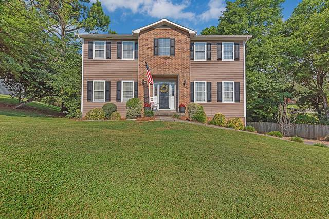 825 View Harbour Rd, Knoxville, TN 37934 (#1162120) :: The Cook Team