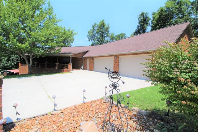 169 Catoosa Canyon Drive, Crossville, TN 38571 (#1162140) :: Billy Houston Group
