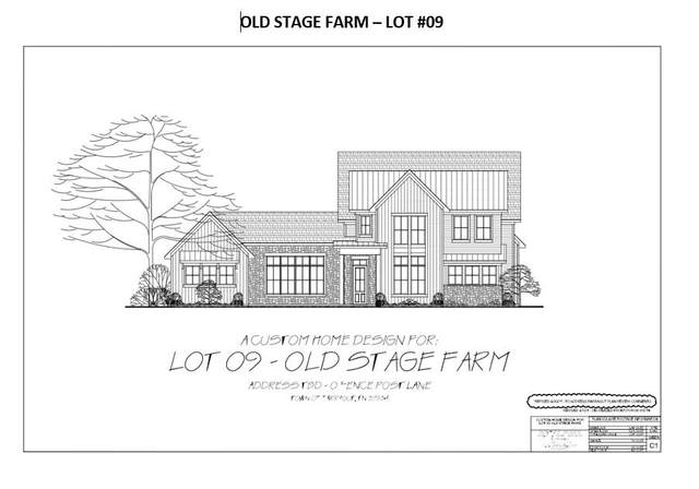 Lot 9 Fence Post Lane, Knoxville, TN 37934 (#1162156) :: The Cook Team
