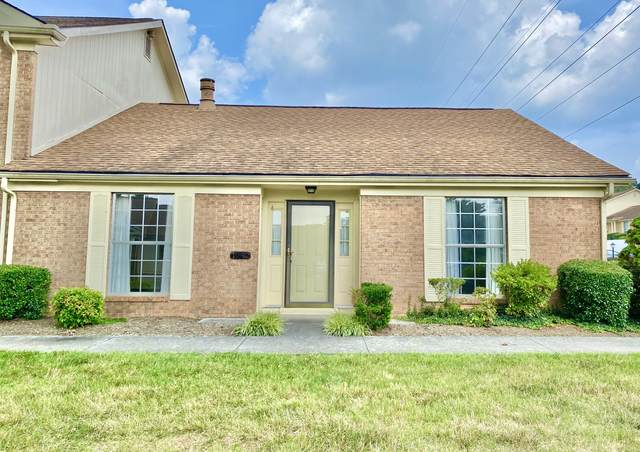 7914 Gleason Drive #1040, Knoxville, TN 37919 (#1162172) :: Billy Houston Group