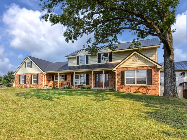 2740 Angela Drive, Sevierville, TN 37876 (#1162181) :: The Terrell-Drager Team
