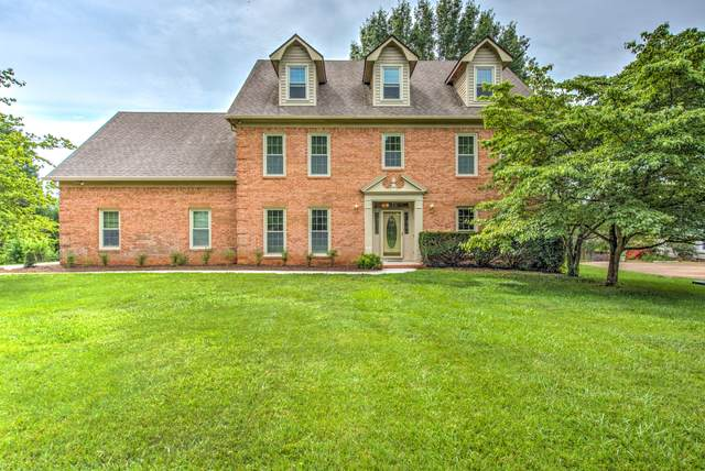12108 Broadwood Drive, Knoxville, TN 37934 (#1162223) :: The Cook Team