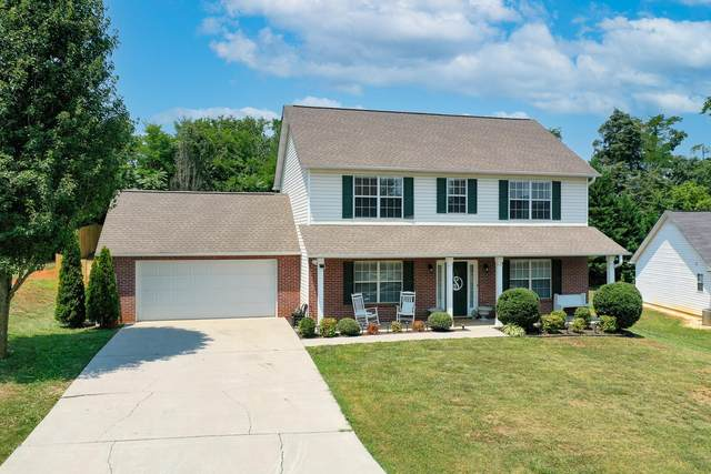 1130 Avocet Lane, Knoxville, TN 37922 (#1162224) :: The Cook Team