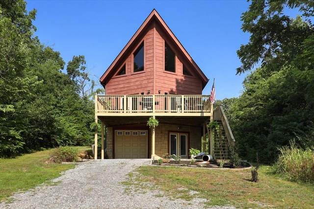 945 Cedear Springs Valley Rd, Sevierville, TN 37876 (#1162244) :: The Terrell-Drager Team
