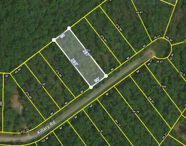 Killary Rd, Crossville, TN 38572 (#1162258) :: Cindy Kraus Group | Realty Executives Associates