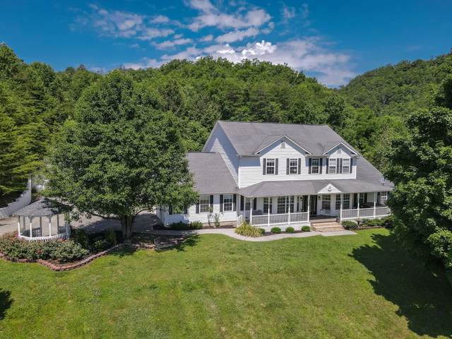 1650 Little Cove Rd, Sevierville, TN 37862 (#1162268) :: The Terrell-Drager Team