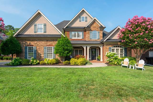 8208 Landstone Way, Knoxville, TN 37923 (#1162283) :: Billy Houston Group