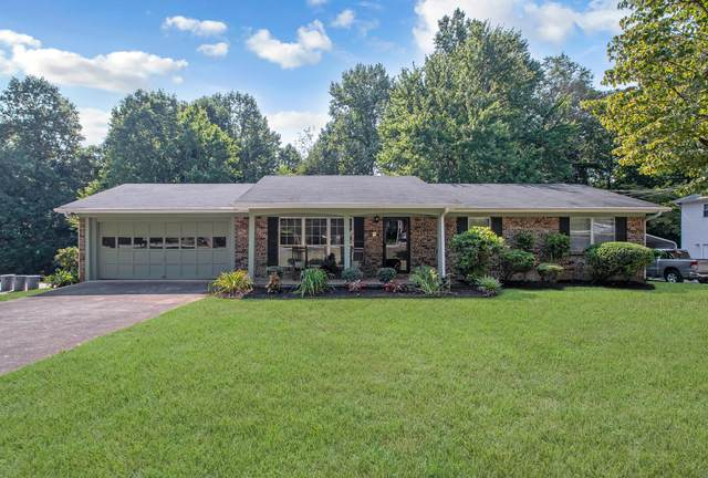 2129 E Ridgewood Drive, Louisville, TN 37777 (#1162288) :: Realty Executives Associates