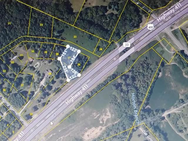 Spring St, Benton, TN 37307 (#1162297) :: Realty Executives Associates