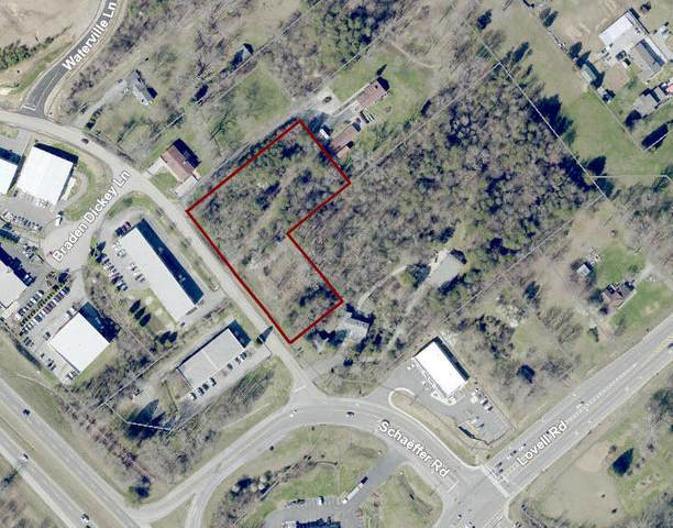 1620 Schaeffer Rd, Knoxville, TN 37932 (#1162456) :: Catrina Foster Group