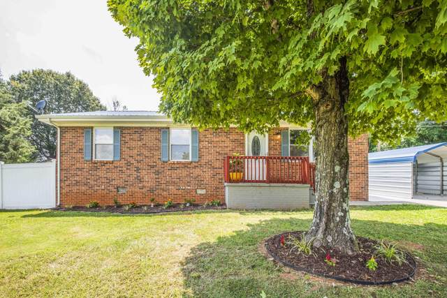 906 Lincoln Drive, Madisonville, TN 37354 (#1162472) :: Billy Houston Group