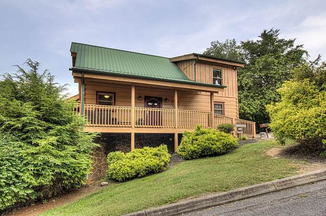2702 Alps Way, Pigeon Forge, TN 37863 (#1162480) :: Tennessee Elite Realty