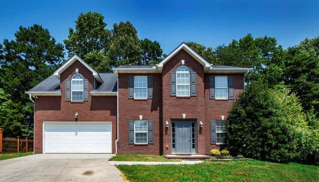 3200 Red Meadow Rd, Knoxville, TN 37931 (#1162539) :: Tennessee Elite Realty