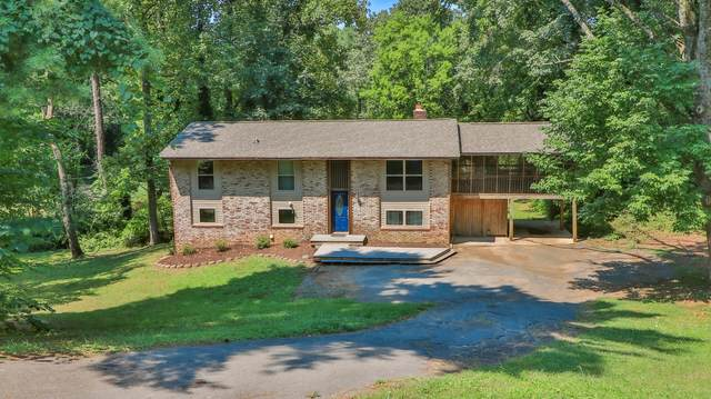 509 Chisholm Tr, Knoxville, TN 37919 (#1162543) :: Tennessee Elite Realty