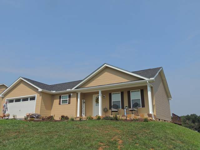 1445 Flatwood Rd, Sevierville, TN 37862 (#1162567) :: Catrina Foster Group