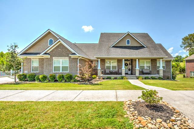 1448 Rippling Waters Circle, Sevierville, TN 37876 (#1162574) :: Catrina Foster Group