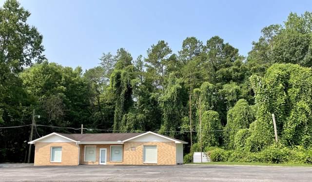 223 Hannah Drive, Oliver Springs, TN 37840 (#1162604) :: A+ Team